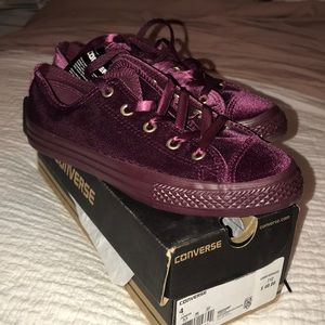 Brand new w/ Tags Converse